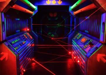 Défi Laser