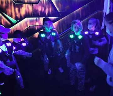 Laser Game Monster